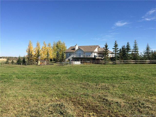 36216 Range Road 282   in  Innisfail MLS® #LD0168132