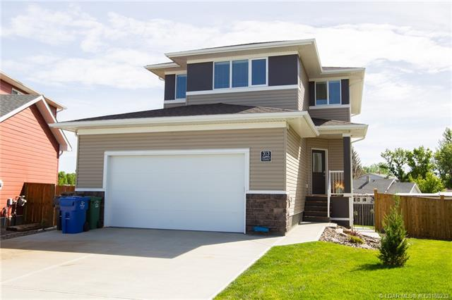 313 Westgate Crescent  in  Coaldale MLS® #LD0169233