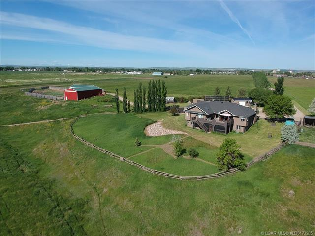 55017 Range Road 221   in  Magrath MLS® #LD0173205