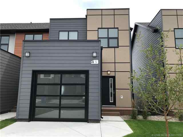 Unit-5-69 Aquitania Circle  in  Lethbridge MLS® #LD0177155