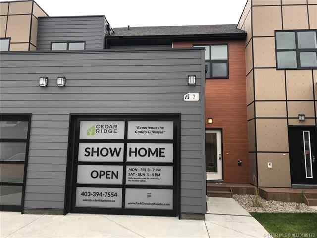 Unit-2-61 Aquitania Circle  in  Lethbridge MLS® #LD0180173