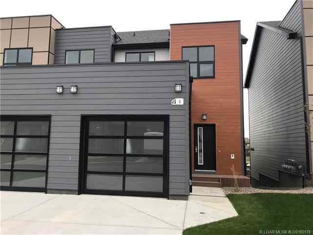 Unit-4-61 Aquitania Circle  in  Lethbridge MLS® #LD0180178