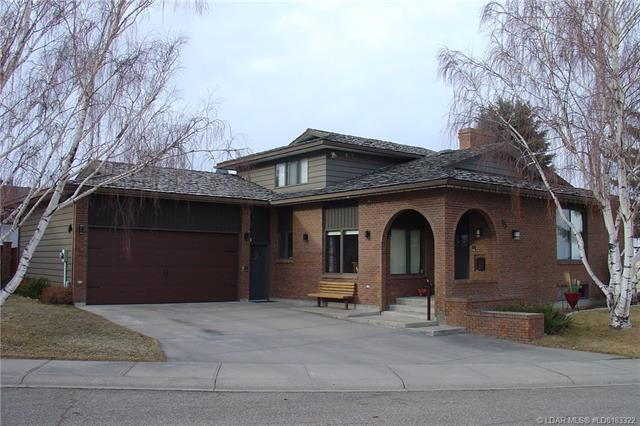 55 Kings Crescent  in  Lethbridge MLS® #LD0183322