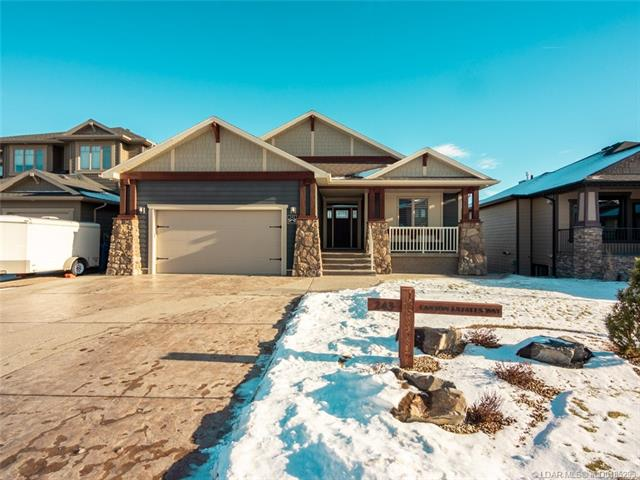 243 Canyon Estates Way  in  Lethbridge MLS® #LD0185295