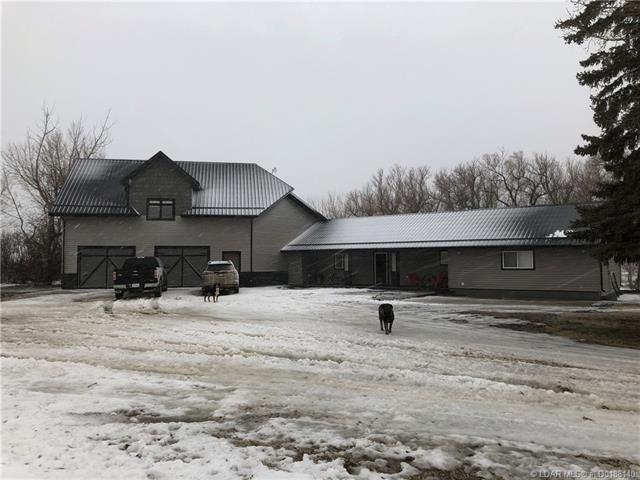 223077 Twp RD 164   in  Vulcan MLS® #LD0188140