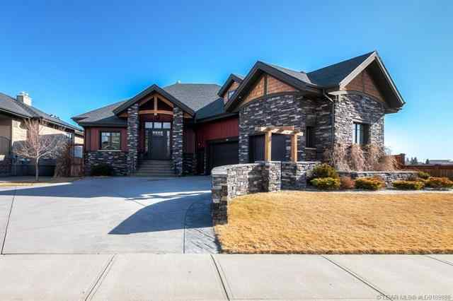 108 Canyoncrest Point W in Paradise Canyon Lethbridge MLS® #LD0189888