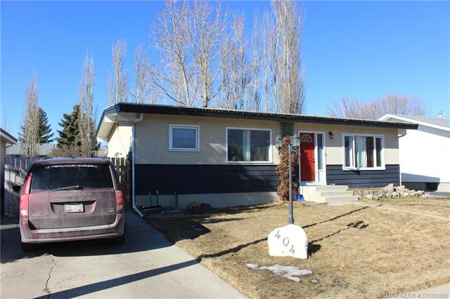 404 7A Street  in  Picture Butte MLS® #LD0190298