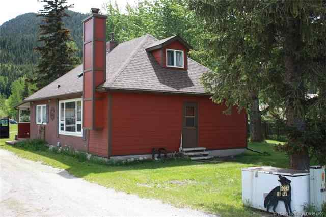 6034 16 Avenue  in Coleman Rural Crowsnest Pass MLS® #LD0191200