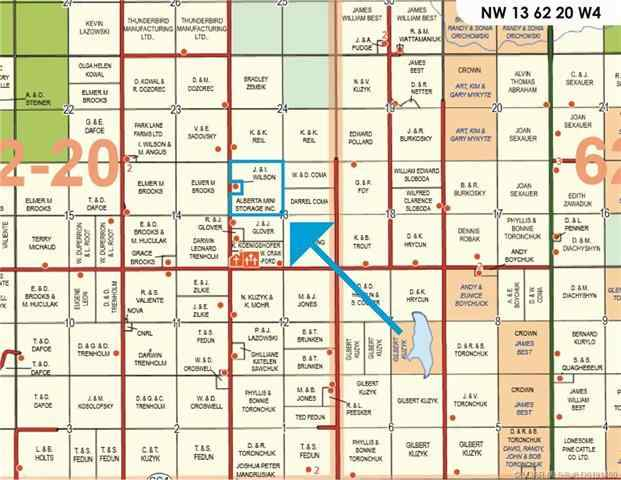 62213 Range Rd 201   in  Newbrook MLS® #LD0191400