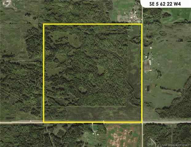 Highway 661 Range Rd 224   in  Boyle MLS® #LD0191402