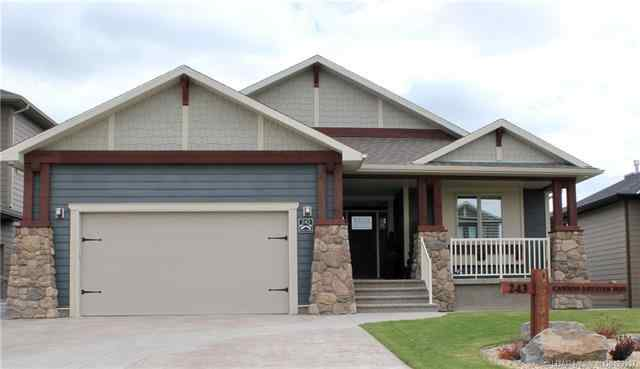 243 Canyon Estates Way  in  Lethbridge MLS® #LD0193337
