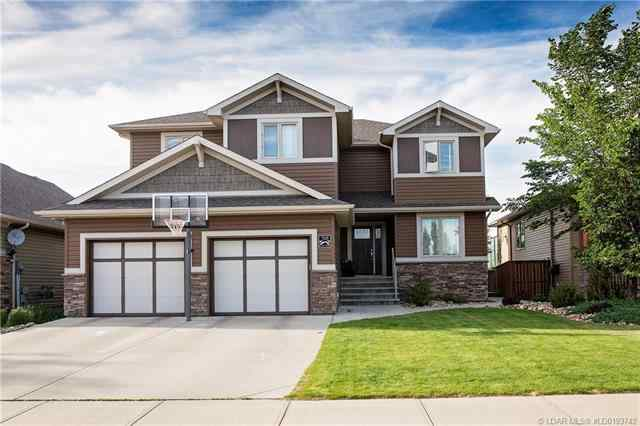 768 Canyonview Close West in  Lethbridge MLS® #LD0193742