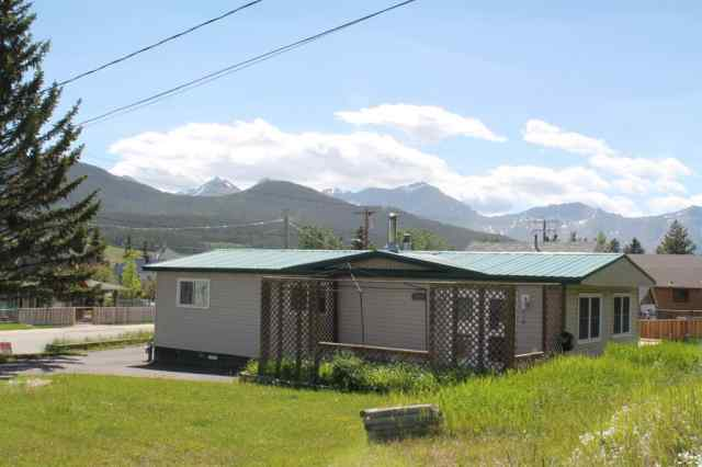 7917 23 Avenue  in Coleman Rural Crowsnest Pass MLS® #LD0193915
