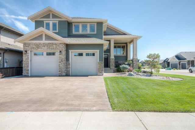 35 CANYON ESTATES Lane W in The Canyons Lethbridge MLS® #LD0193941