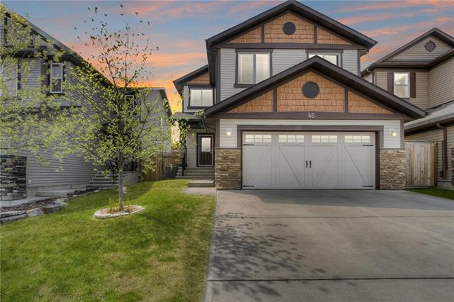 45 Silverado Skies DR Sw, Calgary, Silverado real estate, Detached Silverado homes for sale