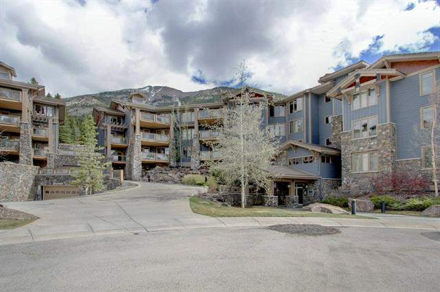 #101 140 Stonecreek Rd, Canmore  Silvertip homes for sale