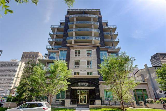 #1101 701 3 AV Sw in Downtown Commercial Core Calgary MLS® #C4186519