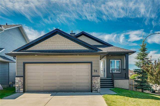 74 Thornfield CL Se in Thorburn Airdrie MLS® #C4190019
