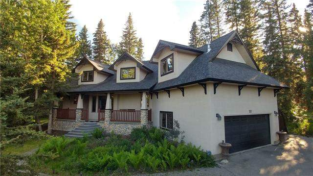 52 Wintergreen Wy in Wintergreen_BC Bragg Creek MLS® #C4191610