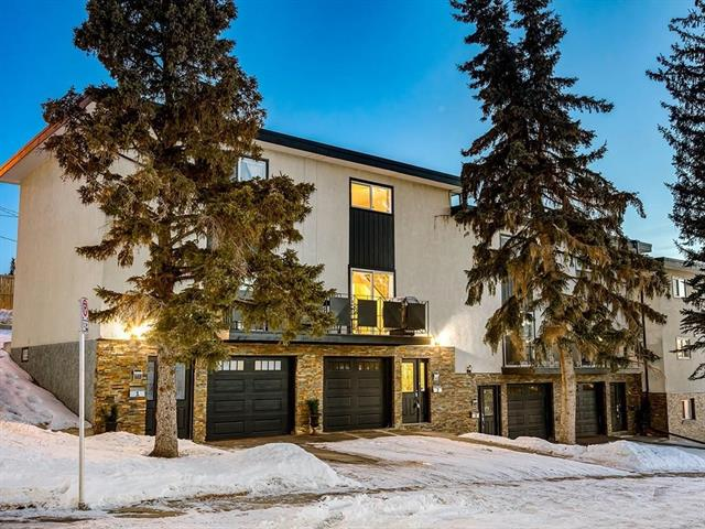 #2 1603 Mcgonigal DR Ne, Calgary Mayland Heights real estate, Attached Mayland Heights homes for sale