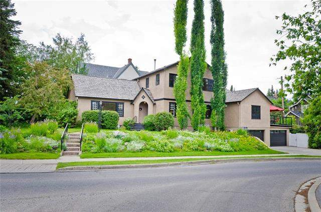 1003 Frontenac AV Sw, Calgary, Upper Mount Royal real estate, Detached Mount Royal homes for sale