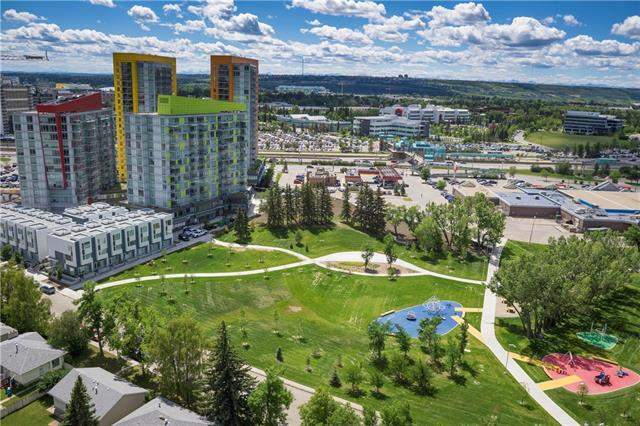 #306 20 Brentwood Cm Nw, Calgary, Brentwood real estate, Attached Brentwood homes for sale