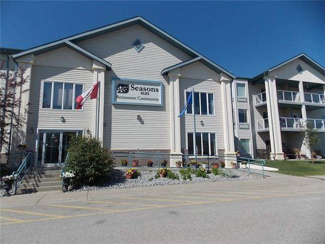 #301 5600 Sunrise Cr in None Olds MLS® #C4195660