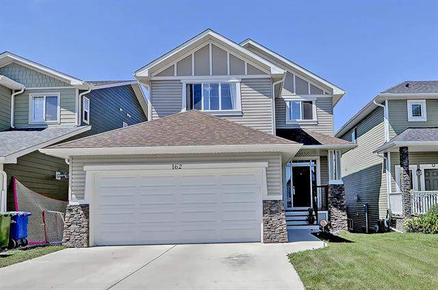 162 Springs CR Se, Airdrie, Big Springs real estate, Detached Big Springs homes for sale