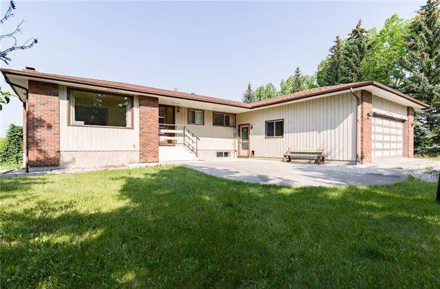 101 Lariat Lo in Springbank Rural Rocky View County MLS® #C4198649