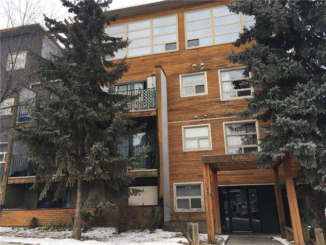 #202 410 1 AV Ne in Crescent Heights Calgary MLS® #C4199276