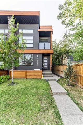 #1 1929 24 ST Sw, Calgary, Richmond real estate, Attached Richmond Park homes for sale