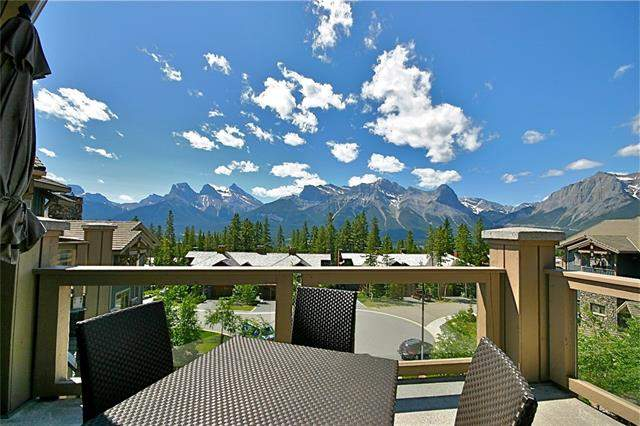 #302 140 Stone Creek Rd, Canmore  Silvertip homes for sale