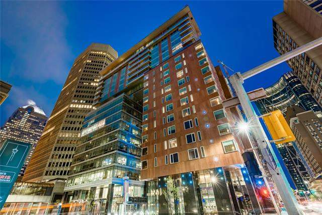 MLS® #C4205637® #1501 108 9 AV Sw in Downtown Commercial Core Calgary Alberta