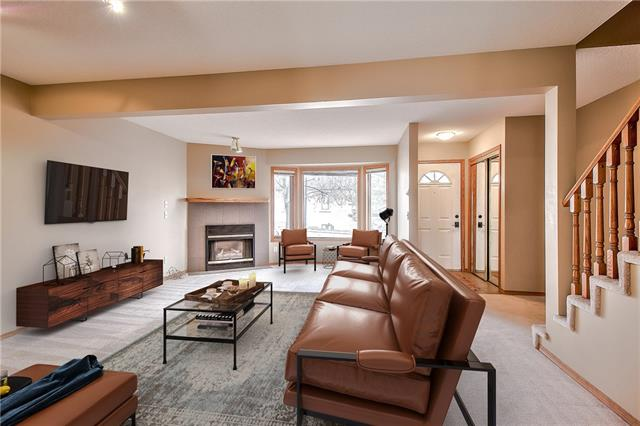 205 Christie Park Me Sw, Calgary Christie Park real estate, Attached Christie Park homes for sale