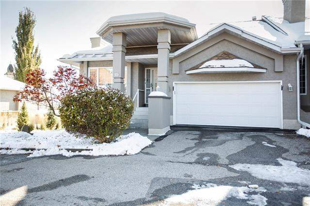 31 Christie Gd Sw, Calgary Christie Park real estate, Attached Christie Park homes for sale