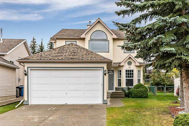 98 Somerset CL Sw in Somerset Calgary MLS® #C4208676