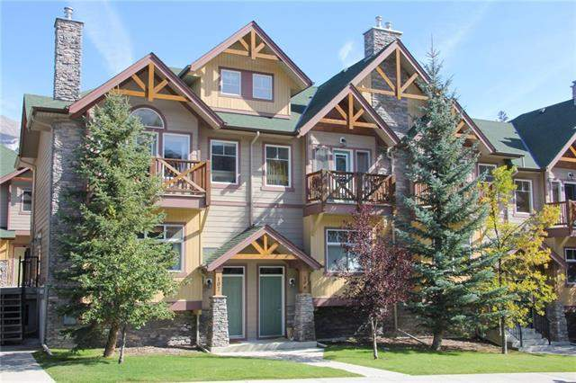 #107 85 Dyrgas Ga, Canmore  Three Sisters homes for sale