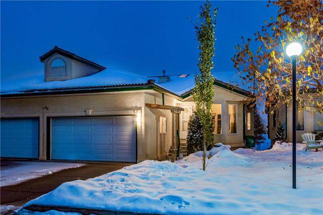 57 Strathearn Gd Sw, Calgary Strathcona Park real estate, Attached Strathcona Park homes for sale