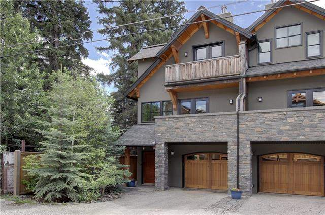 #4  3rd St, Canmore  South Canmore homes for sale