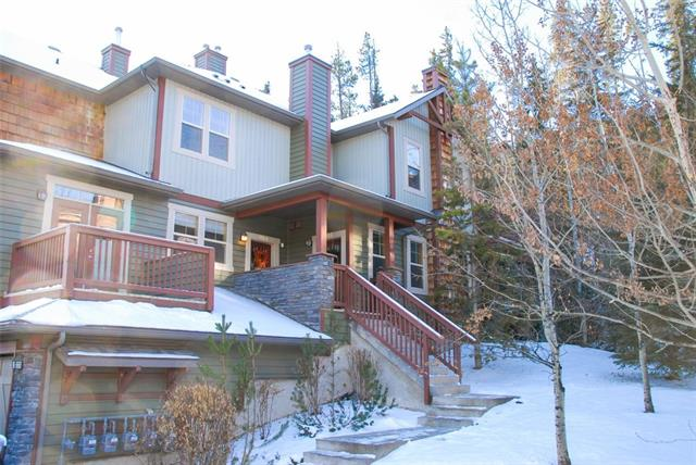#905 70 Dyrgas Ga, Canmore  Three Sisters homes for sale