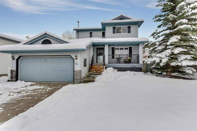 26 West Hall Pl, Cochrane, West Valley real estate, Detached West Valley homes for sale