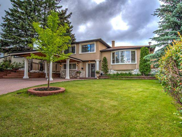 24 Clarendon RD Nw in Collingwood Calgary MLS® #C4209830
