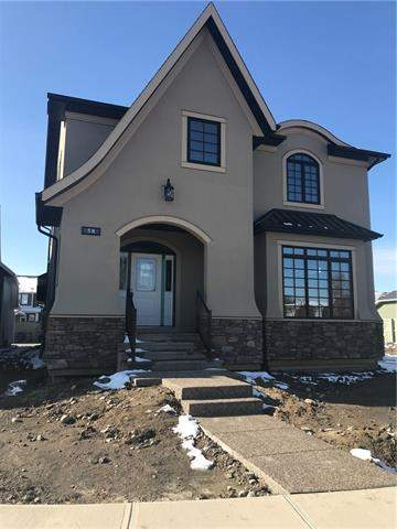 58 Cooperstown Co Sw, Airdrie, Coopers Crossing real estate, Detached Coopers Crossing homes for sale