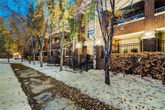 #103 680 Princeton WY Sw, Calgary Eau Claire real estate, Apartment East Village homes for sale