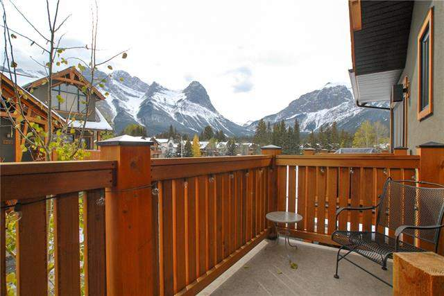 #4 6th 511 Av, Canmore  Canmore homes for sale