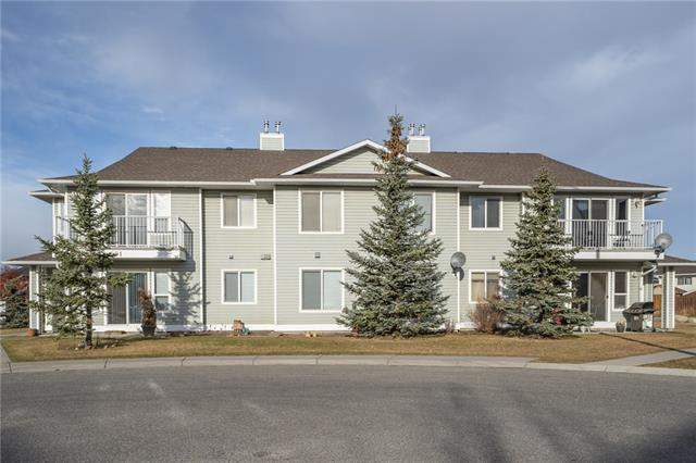 #204 601 19 ST Se, High River Sunshine Meadow real estate, Attached Sunshine Meadow homes for sale