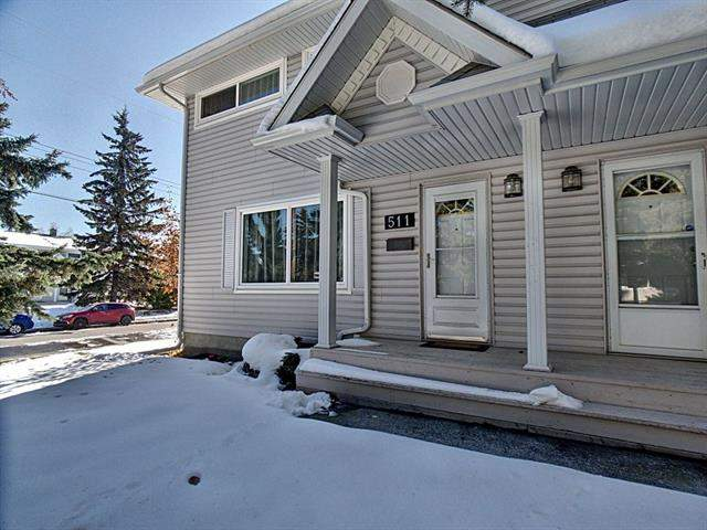 #511 4525 31 ST Sw, Calgary Rutland Park real estate, Attached Rutland Park homes for sale
