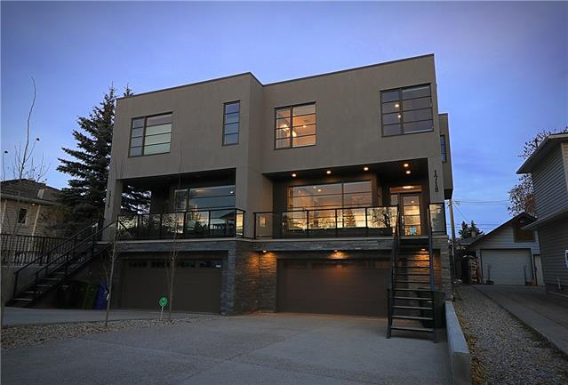1718 28 ST Sw, Calgary, Shaganappi real estate, Attached Shaganappi homes for sale