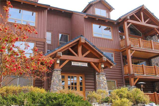 #213 104 Armstrong Pl, Canmore  Three Sisters homes for sale
