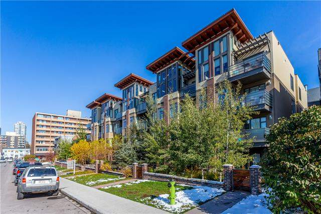#401 1720 10 ST Sw, Calgary  Lower Mount Royal homes for sale